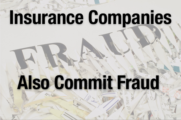 Organized Fraud in Texas…