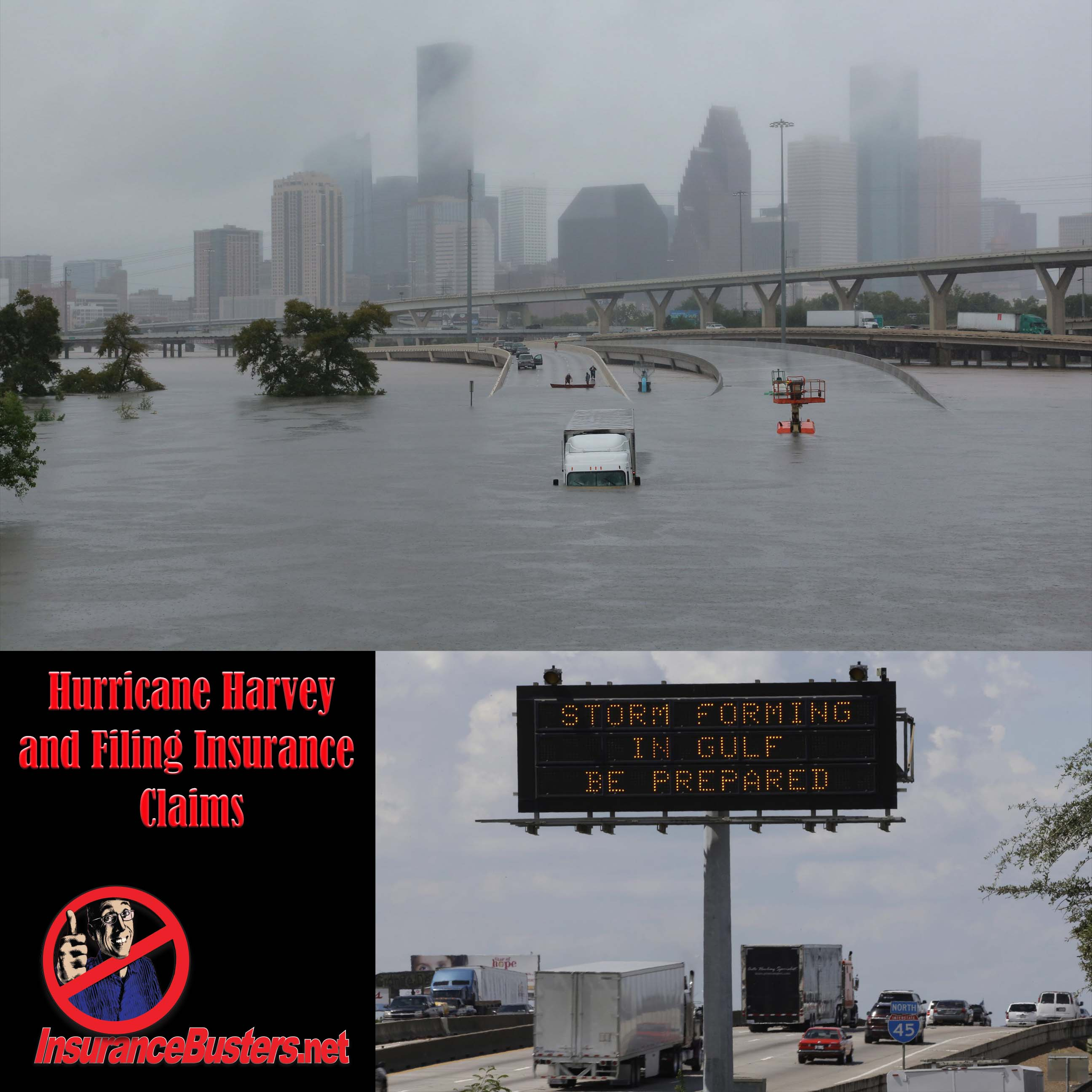 Hurricane Harvey Insurance Claims - What you don't know can severely limit recovery.